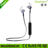 Sport Bluetooth 4.0 Wireless Stereo Headset Headphones Earphone Earbuds with AptX,Microphone Hands-free Calling, for Running