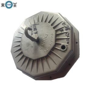 ISO Certification Factory Customized High Pressure Die Casting Aluminum Cap With Hook