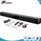 JYaudio High quality aluminium alloy fm radio soundbar with LED touch screen good bass sound bar TV speaker A18