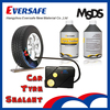 Electric Car tyre repair kit liquid spare tyre with ISO, MSDS
