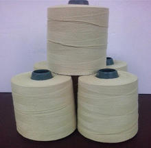 Fire Resistance PPTA Kevlar Aramid Sewing Thread Yarn For Gloves