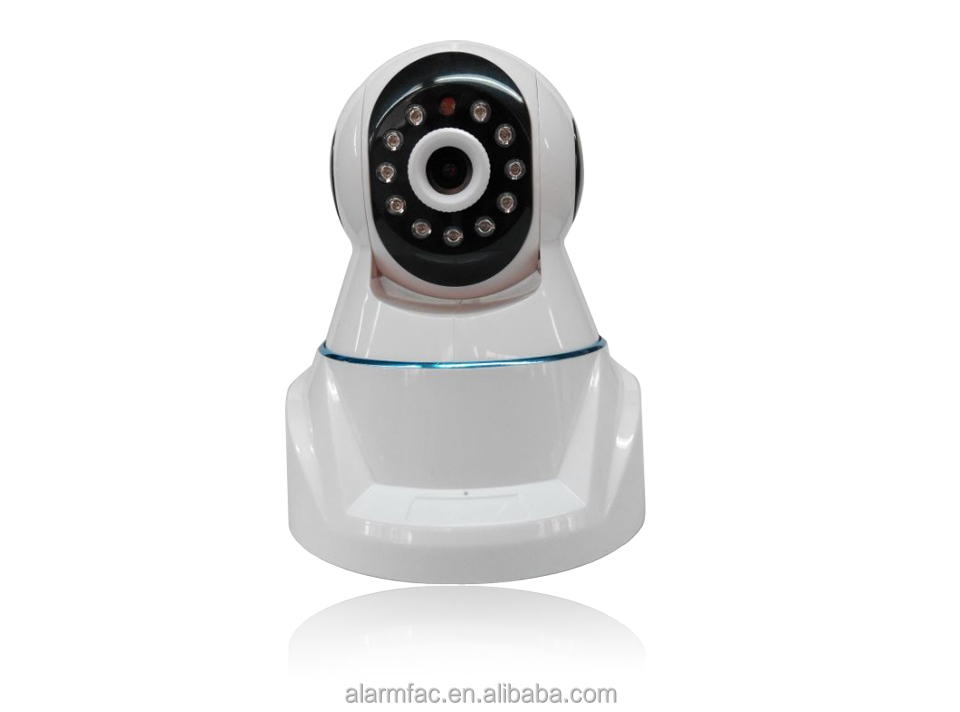 Wifi ip security camera with APP control and alarm function