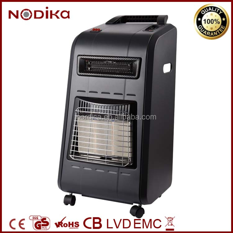 Alibaba europe Portable butane heater Lpg heater room Gas heaters factory With Anti-tilt Device