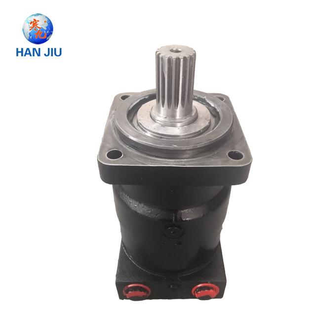 Гидравлический мотор Sauer danfos tmt470v для мини-фронтальных погрузчиков