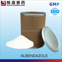 Wholesale price pharmaceutical antibiotics veterinary medicine albendazole