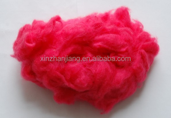 Solution Dyed Acrylic Fiber for outdoor fabrics
