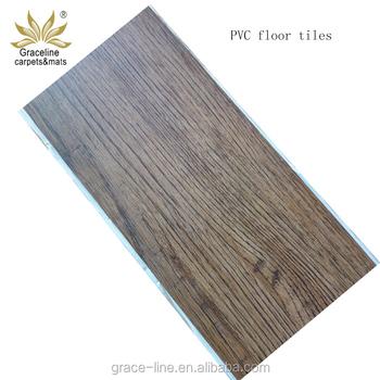 Hot Sale Anti Skid Restaurant Used Pvc Floor Tiles Buy Pvc Tile