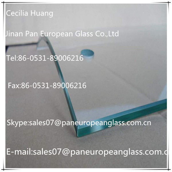 China Supplier Tempered Glass Roof/building Glass Roof(ce/ccc/iso ...