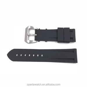Universal Silicone Watch Bands Bracelet Straps Customized Silicone Watchband For Luxury Watch for Smart Watch