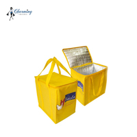 Most popular OEM quality portable yellow cake cooler non woven bag