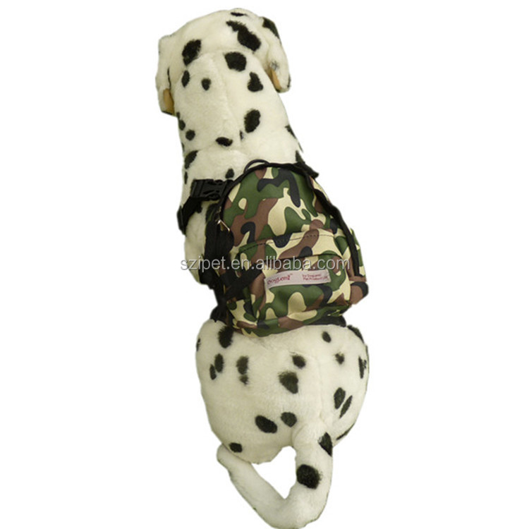 Hot Dog Backpack, dog harness backpack IPT-PB07
