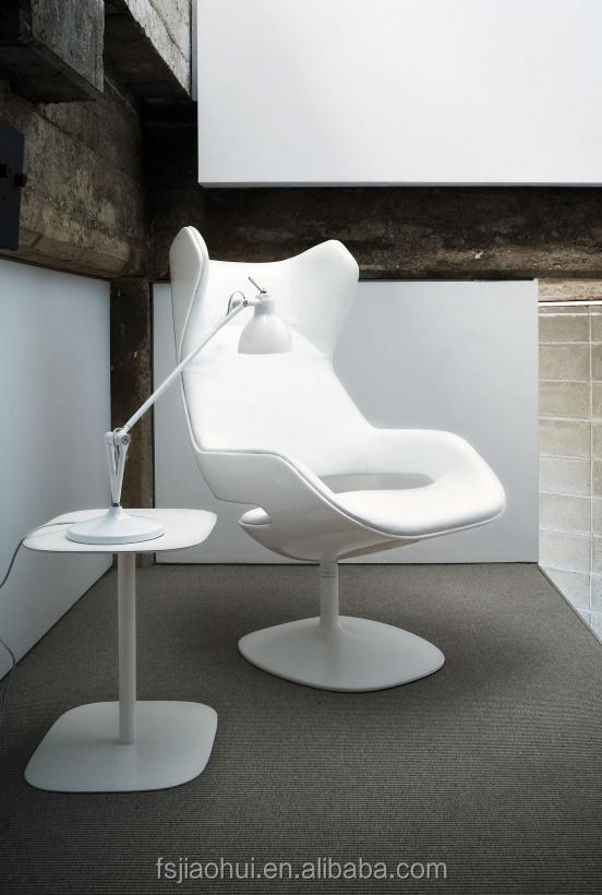 Réplica de muebles de diseño cómodo reclinable silla giratoria silla de relaj...