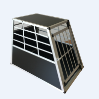dog cage pet cage indoor dog crate in car