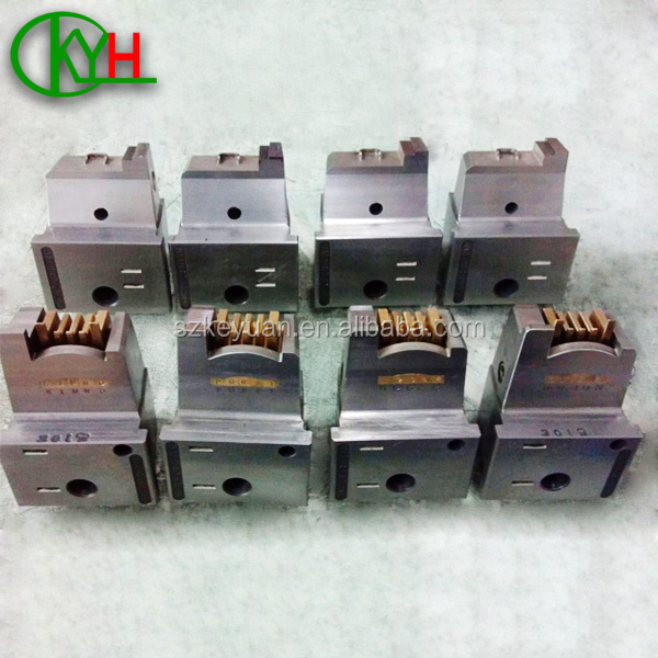 Top Quality Precision Mold Parts for Plastic Injection Moulds