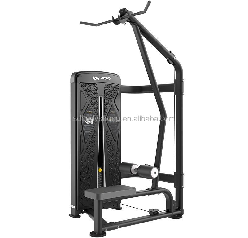 Low Price Fitness Equipment BU Series BU-012/Lat Pull Down Gym Fitness Equipment