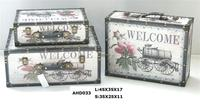 personalized cheap suitcases online for home decor