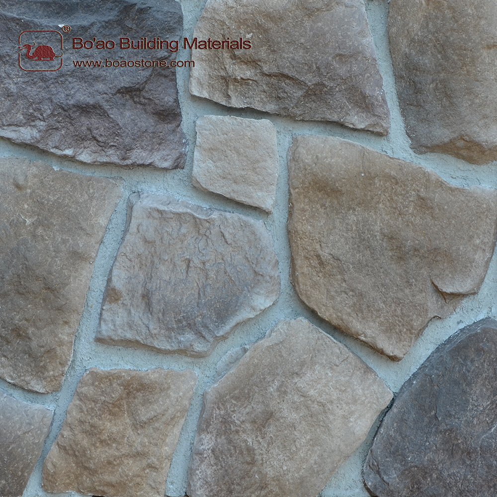 Type Slab Stone Form Wall Tile