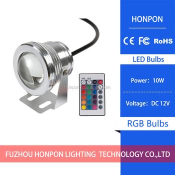 24 Key Afstandsbediening Kleur Onderwater Licht Rgb Led Fontein ...