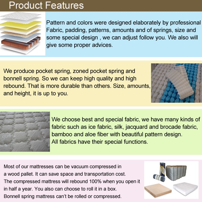 Luxury Super King Size Royal Memory Foam Compressible Mattress ...