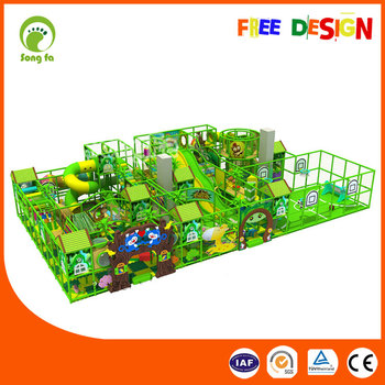 New design cheap jungle gym baby indoor playground soft for Baby jungle gym indoor
