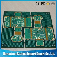 Fast delivery wonderful multilayer pcb for fr-4 immersion gold industrial control