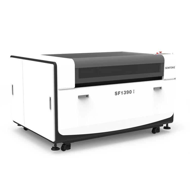 SF1390I acryl CO2 lasersnijden machines fabrikant