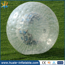Inflatable Human Zorb Ball for Sport Games