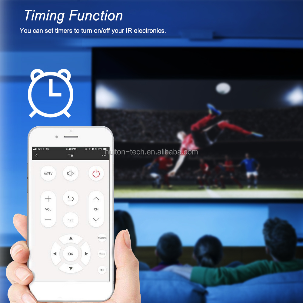 Tuya 2 4G WIFI IR Universal Remote Controller For Air