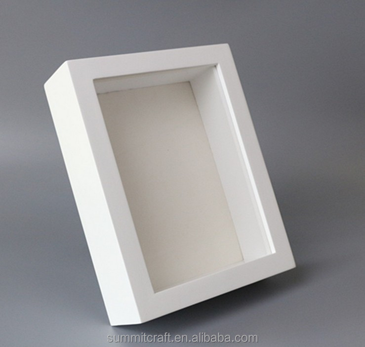 Wooden Wall Hanging White Shadow Box Frames Wholesale Buy Shadow