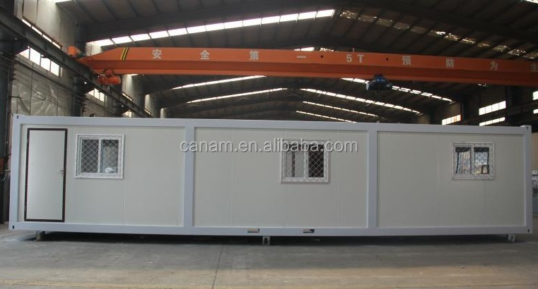 CANAM-Flexible combination 40ft container resturant for sale