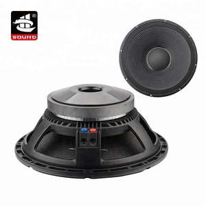 PAL-2318 Made in china 18 inch big power subwoofer speaker