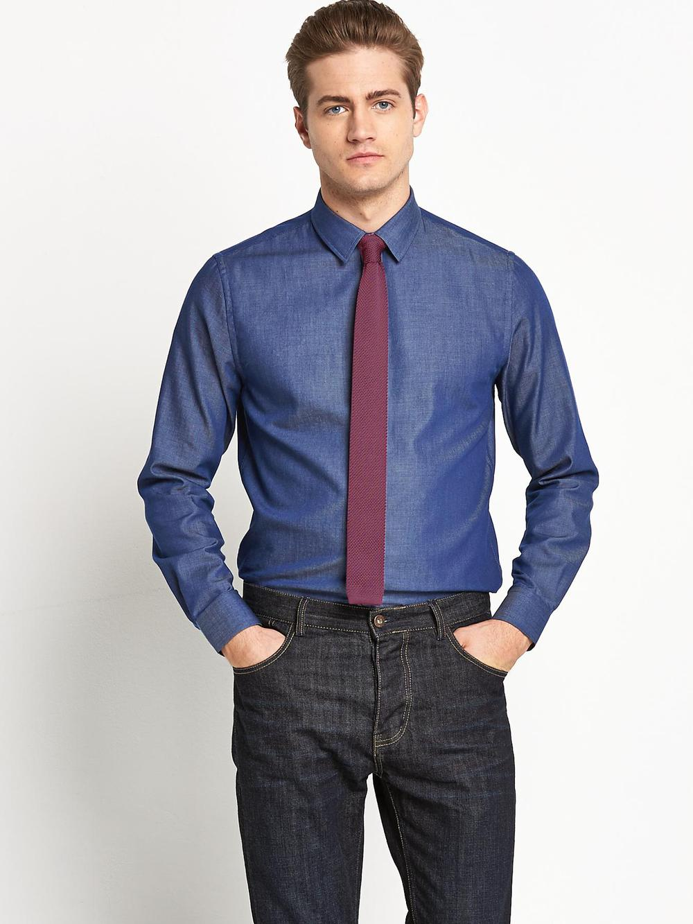 Mens dress shirt tie sets have been a great way to look your very best when you're wearing a Double Breasted Suit and prefer not to stress over which shirt and tie matches what suit you're wearing. These versatile combos have the bonus that a professional designer already did the footwork for you.