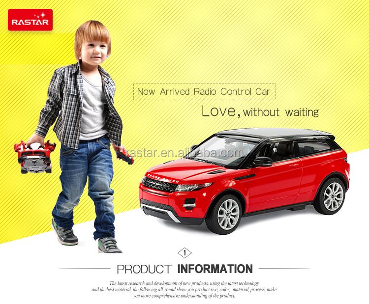 /Range Rover Evoque 1:14 Rouge Rastar/ /Voiture t/él/é-command/ée 1:14/