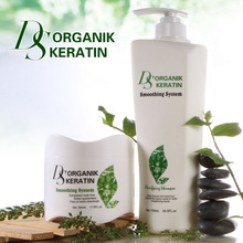Chinese organic hair treatment products protein extension keratin