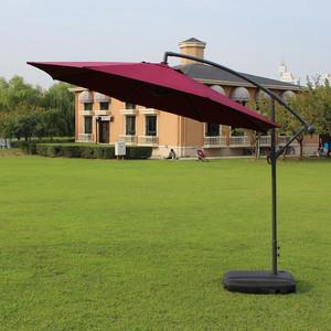 2018 New Arrival outdoor sun sunshade umbrella parts garden patio leisure  umbrella outdoor cantilever umbrella parts