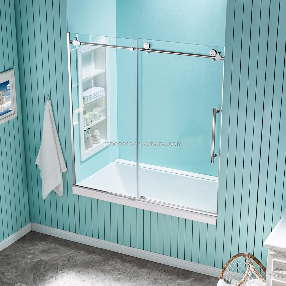 Bathtub Sliding Door, Bathtub Sliding Door Suppliers and ...