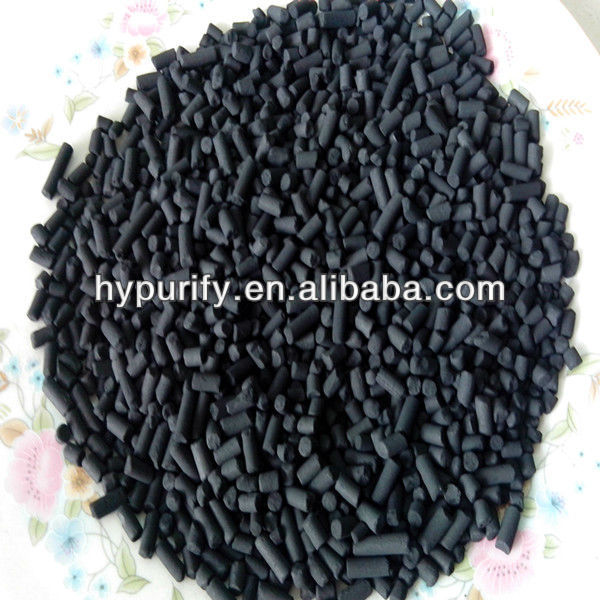 Coal-based Pellet Activated Carbon for gas purification and water treatment