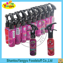 Fire extinguisher shape packing Vitamin C fruit flavor sour spray candy