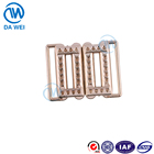 Dawei brand wholesale custom New style Metal buckle for coat shoes
