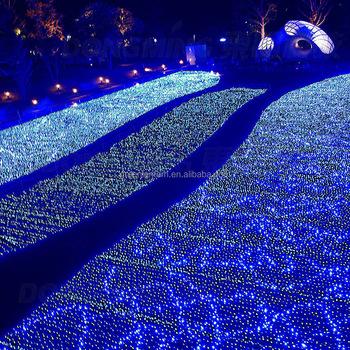 led net christmas lights 3 x2m 204 leds 4 colours to choose outdoor 110v220v