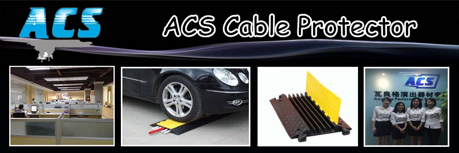 2015 Made In China Cable Ramp Floor Protector/5 Channel Cable ...