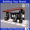 2016 High Quality Makeup Store Furniture Customized Kiosk Cosmetics Shop Fitting
