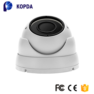 1080P HD H.264 night vision metal dome rohs ip security camera