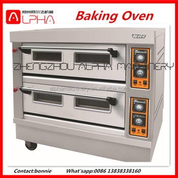 High Quality Electric Gas Car Bread Cake Baking Oven