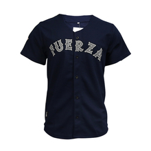 Custom Strepen Baseball Shirt <span class=keywords><strong>Softbal</strong></span> Shirt <span class=keywords><strong>Gesublimeerd</strong></span> Honkbal Uniform Blank Honkbal Jerseys
