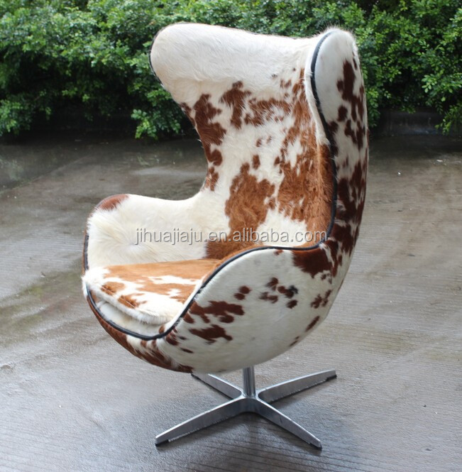 Egg Chair/used Egg Chair For Sale/replica Arne Jacobsen Cow Hide Leather Egg  Shape Chair   Buy Egg Chair,Used Egg Chair For Sale,Replica Arne Jacobsen  Cow ...