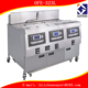 Floor Style Electric Deep Fryer With Timer/Commercial Potato Chips Fryer/2016 KFC frying equipments Churro machine and fryer