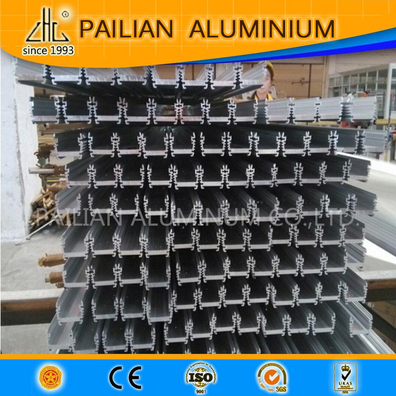 ALLUMINIO Canale U fresatura // saldatura // metallurgica