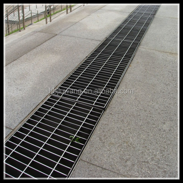 Channel Steel Grill Cover Floor Grating Walkway Grating