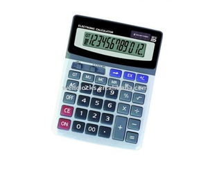Classic Design Large Size 12 Digits Big Key Desktop Electronic Calculator
